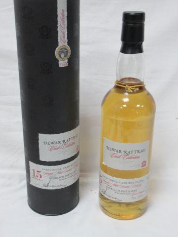 Whisky Single Malt Benriach Distillerie 1989...