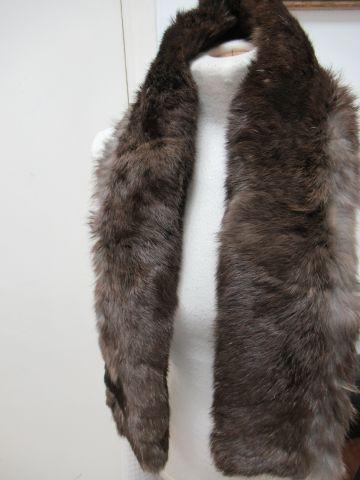 Etole en fourrure. 11 x 110 cm