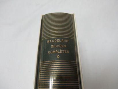 LA PLEIADE, Baudelaire