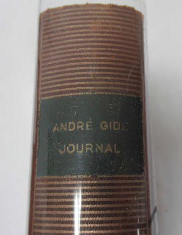 """LA PLEIADE, André GIDE """"Journal, 1889-1939"""", 1941"""