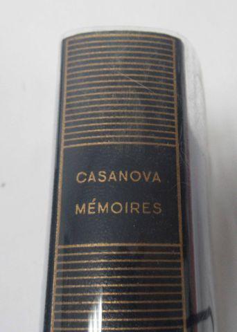 LA PLEIADE, Casanova