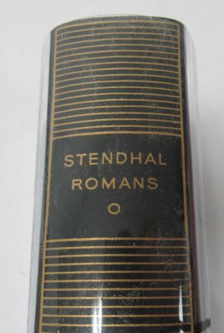 """LA PLEIADE, STENDHAL """"Romans et nouvelles"""", tome 1, 1977"""