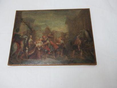 Ecole française de la fin du XVIIIe siècle,...