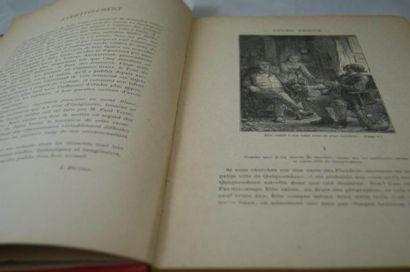 Jules VERNE, Le docteur Ox. Paris, Hachette,...