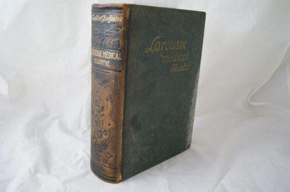 Dr Galtier-Boissière, Larousse médical illustré,...