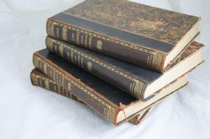 Emile MALE, L'art religieux. 4 volumes. Librairie...
