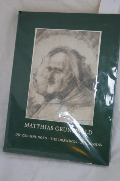 Michael Roth, Matthias Grünewald - Die Zeichnungen,...