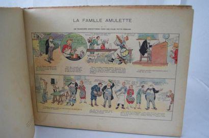 La famille amulette. Texte de Jaboune, dessins...