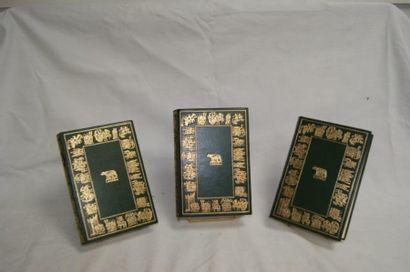 Jean de BONNOT, 3 volumes dont