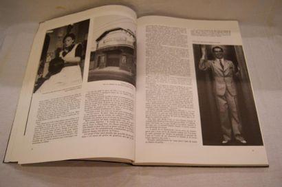 """Bernard PASCUITO """"Montand, le livre du souvenir"""" Editions Sans, 1992."""