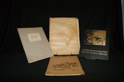 Lot de livres et de fascicules dont Marcel...
