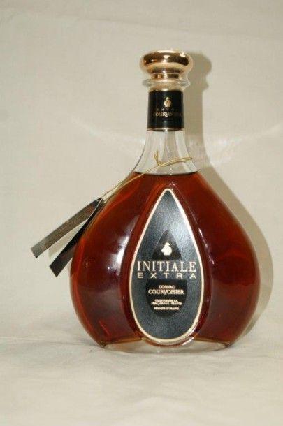 Bouteille de Cognac Courvoisier