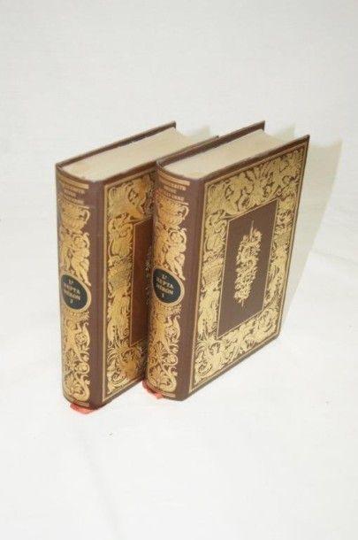 MARGUERITE DE NAVARRE Heptaméron (2 volumes),...