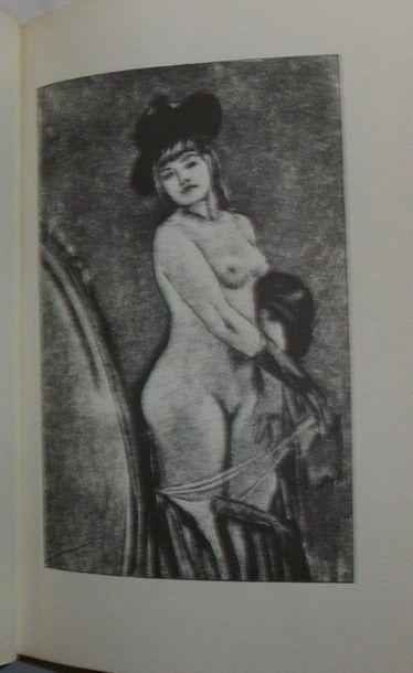 """Charles Baudelaire, """"oeuvres poétiques"""", Jean de Bonneau 1973 illustrations de Félicien..."""