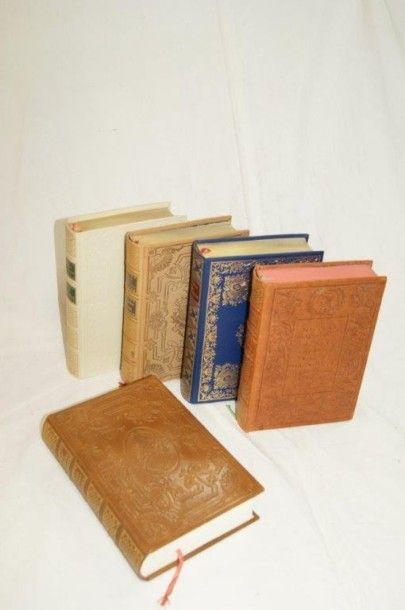 Jean de Bonneau 5 volumes : le prince de...