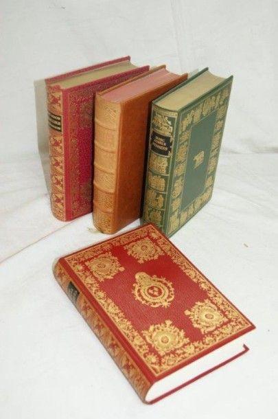 Jean de Bonneau (4 volumes) : pensées de...
