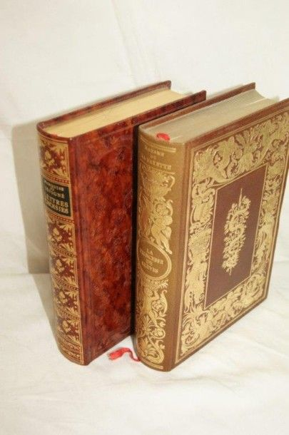 Jean de Bonneau (2 volumes) Marquise de Sévigné...