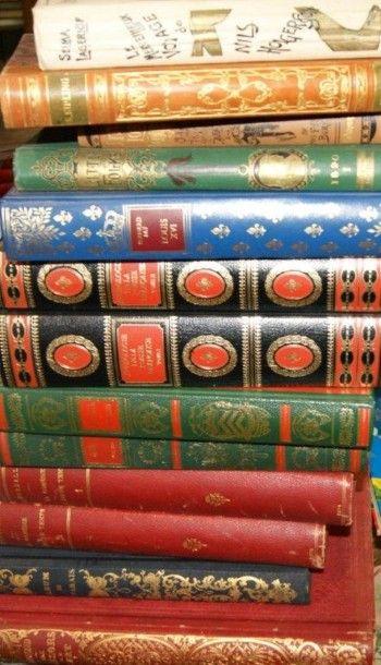 Lot de livres reliés XIX et XXe : Armengaud...