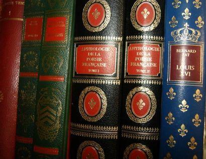 """Lot de livres reliés XIX et XXe : Armengaud """"Les Trésors de l'Art"""", """"Album du Vivarais"""",..."""
