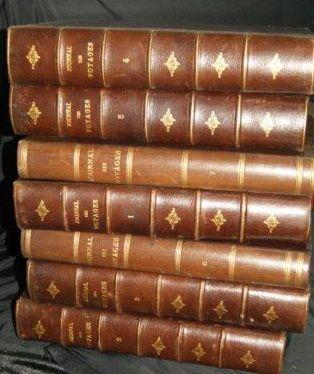 Journal des Voyages. 7 tomes. 1898.