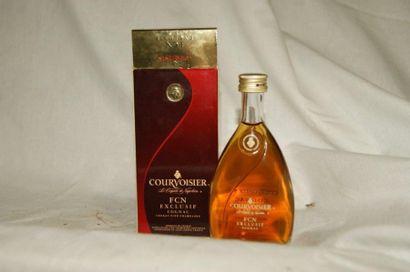 Mignonette (5cl) de Cognac Courvoisier dans...