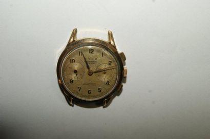 LYLO Montre chrono d'homme en métal. Sans...