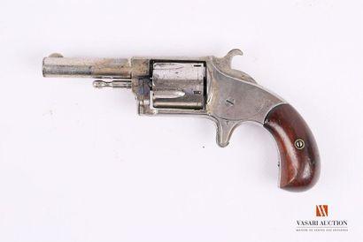 Revolver BLUE JACKET n°2 calibre .32, percussion...