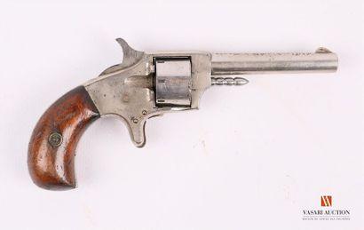 Revolver LEADER calibre .22, canon rond,...