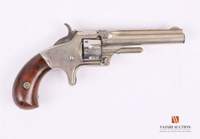 Revolver SMITH & WESSON calibre .22, canon...