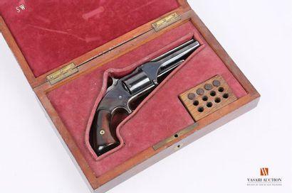 Revolver top lever simple action calibre...