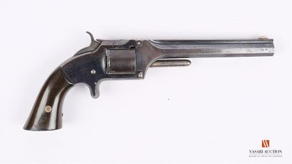 Revolver simple action SMITH & WESSON, canon...