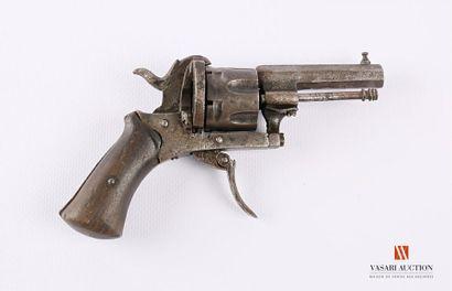 Revolver à broche systéme Lefaucheux - canon...