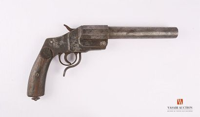 Pistolet lance fusée, modèle HEBEL 1894,...