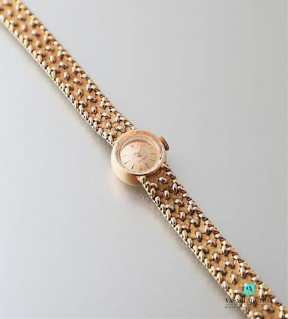 Rolex Precision, montre bracelet de dame...