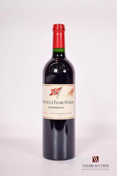 1 bouteilleChâteau LA FLEUR PÉTRUSPomerol2009...