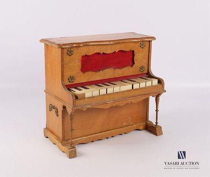 [MOBILIER DE POUPEE] Piano de poupée en bois...