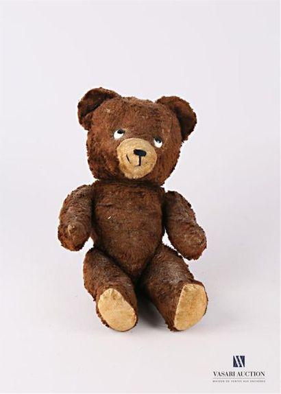 Ours en peluche Haut. : 31 cm (petites u...