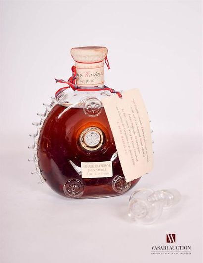 1 CarafeGrande Champagne Cognac LOUIS XIII...