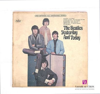 THE BEATLES - Yesterday and today 1 Disque...