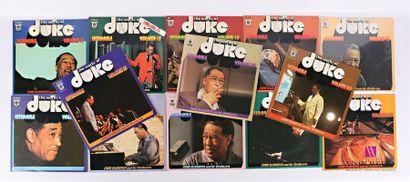 THE WORKS OF DUKE ELLINGTON Volume 11 à volume...