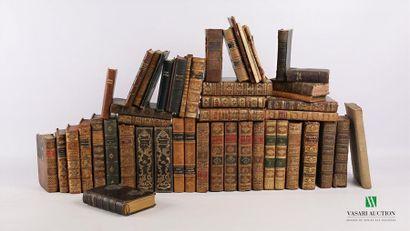 [RELIGION] Important lot de livres reliés...