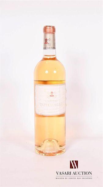 1 bouteilleChâteau PAPE CLÉMENTGraves Blanc2005...