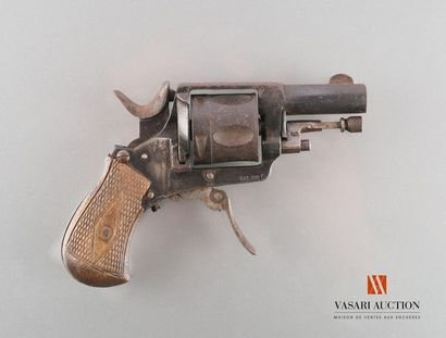 Revolver de poche type British Bull Dog,...