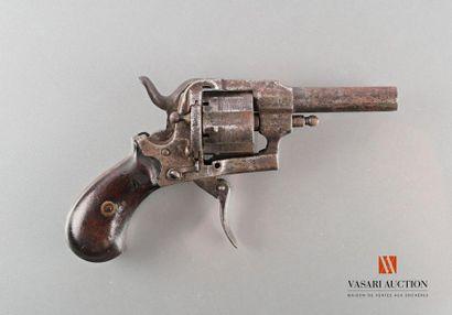 Revolver à broche, canon rond calibre 7 mm,...