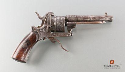 Revolver à broche type LEFAUCHEUX, calibre...