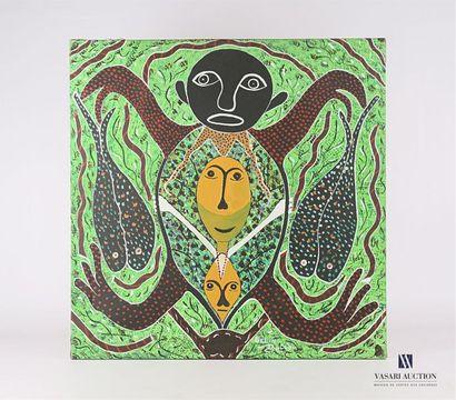BUTEAU Gélin (1954-2000) Laos Vaudous - 1993...