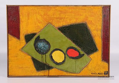 G.H. CLADIS (XXème siècle) Sunny Side up...