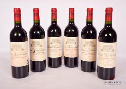 6 bouteillesChâteau MAISON BLANCHEMontagne...