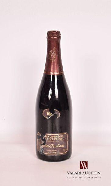 1 bouteilleCÔTEAUX CHAMPENOIS Bouzy Rouge...