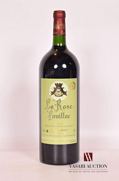 1 magnumLA ROSE PAUILLACPauillac2004 Présentation...